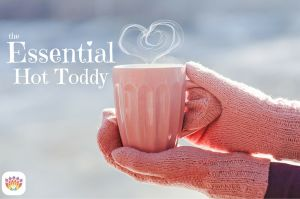 Hot Toddy with Essential Oils