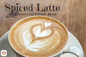 Spiced Latte Essential Oil Diffuser Blend