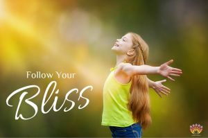 Following Your Bliss is Hard!
