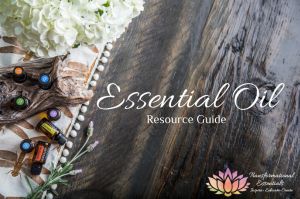 Essential Oil Resource Guide