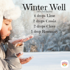 An Essential Oil Blend for Immune Support!