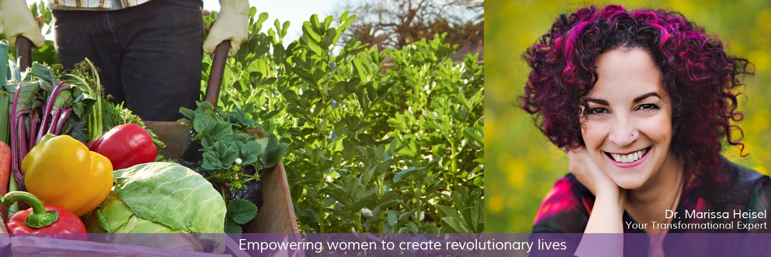 Empowering women to create revolutionary lives