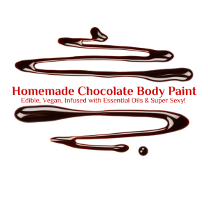 DIY Chocolate Body Paint with Essential Oils Blog
